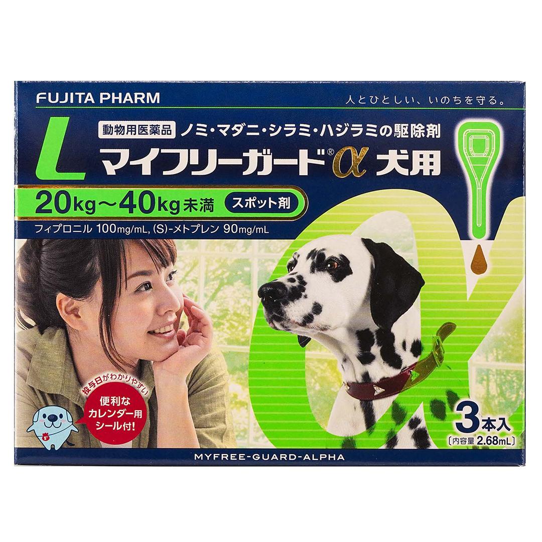 【4】犬用L 3本入り 2,360円