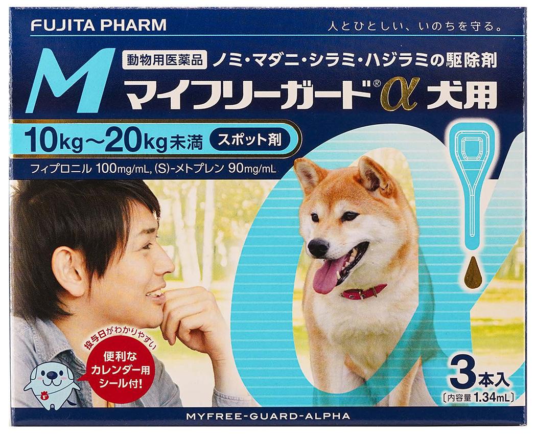 【3】犬用M 3本入り 2,325円